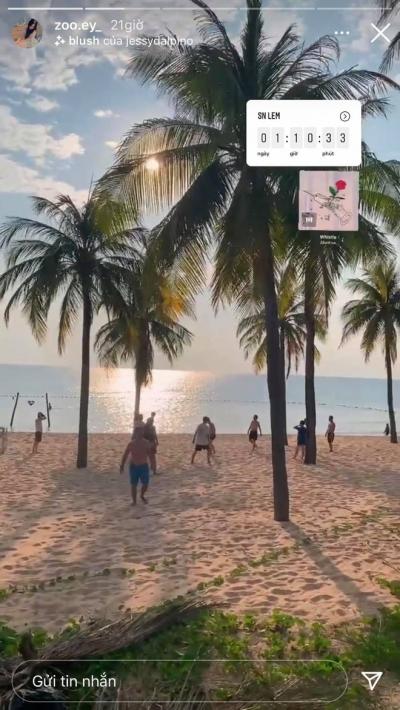Lọ Lem - ái nữ nhà MC Quyền Linh đón sinh nhật tuổi 16 ở Phú Quốc, nhìn bàn tiệc trên bãi biển là biết xịn cỡ nào - 5