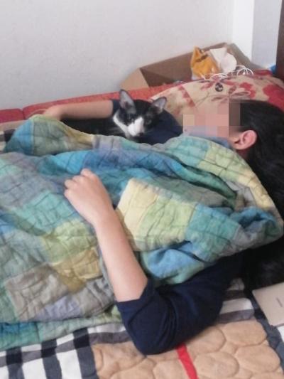 Bạn cùng phòng dẫn người yêu về nhà, hình ảnh mùi mẫn của cặp đôi trên giường khiến cô gái 'đỏ mặt' - 4