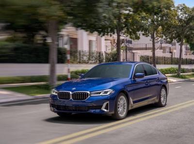 Ra mắt BMW 5-Series 2021 tại Việt Nam: Giá từ 2,5 tỷ, bạt ngàn công nghệ cạnh tranh Mercedes-Benz E-Class