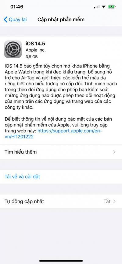 iOS 14.5 vừa được cập nhật, cộng đồng mạng kêu trời vì iPhone tụt pin không phanh!