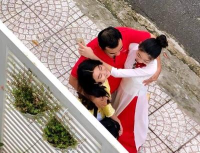 Hai 'nàng thơ' nhà MC Quyền Linh đăng ảnh ở Đà Lạt, dân mạng xuýt xoa: 'Hoa hậu tương lai chứ không vừa' - 6