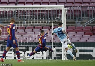 Barca thua sốc, thành Madrid định đoạt ngôi vương La Liga - 1