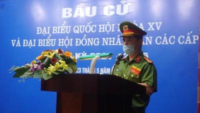 Hơn 2 nghìn cử tri tại Trại tạm giam số 1 Hà Nội bỏ phiếu bầu cử