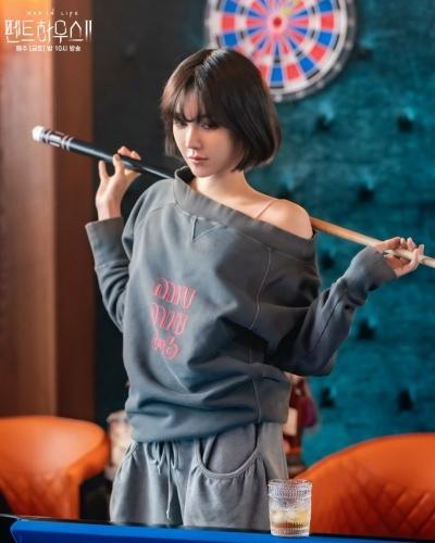 4 kiểu tóc ngắn hot nhất trong phim Hàn nửa đầu năm 2021: Toàn những kiểu giúp sang cả khuôn mặt - 6