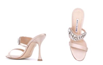 Ngắm loạt sandals của Lee Bo Young: Có một siêu phẩm gần 200 triệu thể hiện đúng đẳng cấp con dâu nhà tài phiệt - 6