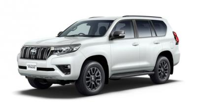 Toyota Land Cruiser Prado ra mắt bản mới - SUV cho ông chủ thích chơi bản đặc biệt - 6