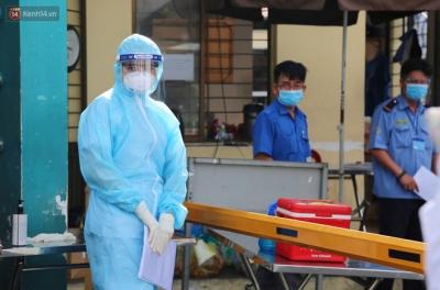 Chùm ảnh: Bên trong BV Bệnh Nhiệt đới TP.HCM, nơi đang được phong tỏa khi có 55 nhân viên nhiễm Covid-19 - 3