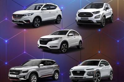 Những mẫu SUV 5 chỗ cỡ nhỏ giá rẻ đáng quan tâm trong năm 2021