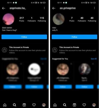 Instagram gặp lỗi nghiêm trọng, tài khoản riêng tư nhưng ai cũng có thể xem được mà không cần phải follow! - 2