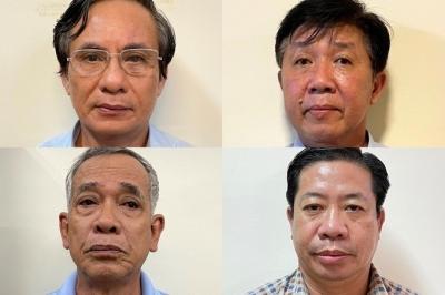 Cựu Chủ tịch Bình Dương và 5 người bị bắt