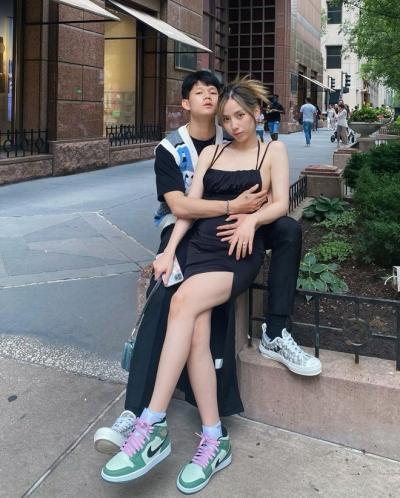 Cặp đôi Việt đình đám trên đất Mỹ bất ngờ gặp ý kiến trái chiều vì 'bàn tay hư' của trai trẻ - 2
