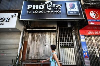 Những tiệm phở nổi tiếng Hà thành ra sao những ngày Hà Nội giãn cách?