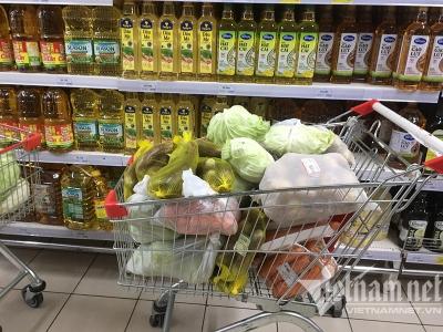 Trái ngược ở siêu thị Hà Nội: Nơi chen chân mua hàng, chỗ vắng tanh - 5