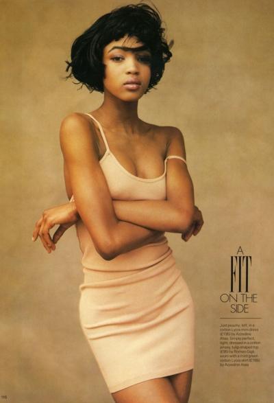 """Drama chưa kể: """"Báo đen"""" Naomi Campbell đánh """"sấp mặt"""" siêu mẫu Tyra Banks, người trong cuộc nhắc lại còn run sợ! - 2"""
