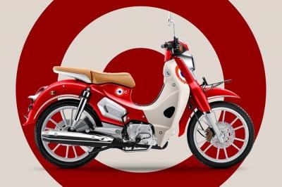 """Xe máy Thái tựa Honda Cub ăn điểm vì giá cực rẻ, thiết kế """"chặt chém"""" kèm bình xăng 4 lít - 8"""