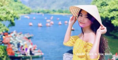 MC Quyền Linh 'xả' clip du lịch ở Ninh Bình hồi lâu, nhan sắc Lọ Lem và Hạt Dẻ lại khiến dân tình quên ngắm cảnh rồi! - 6